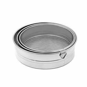 Stainless Steel Metro Heavy Sieves